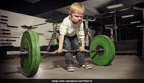 this is why kids should not go to the gym
