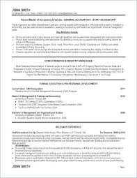 Accounting Resumes Samples Extraordinary Curriculum Resume Sample Resume Format For Accountant Accountant