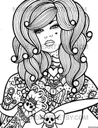 Small Picture Skull Coloring Pages sugar skull coloring pages download Kids