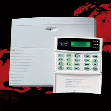 how to install a hard wired burglar alarm system