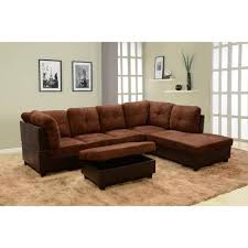 right facing chaise sectional sofa