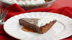 Salted Caramel Chocolate Pie Recipe Tablespoon