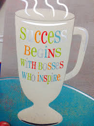 success begins with bosses who inspire happy bosses day card boss day card boss