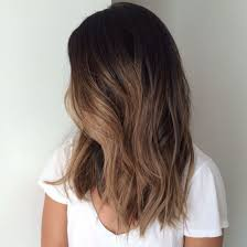 Light Brown Balayage Hair
