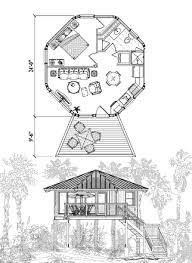 piling house plans topsider homes Florida Stilt Home Plans piling house plan pg 0102 (475 sq ft ) 1 bedrooms 1 florida stilt house plans