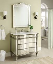 Glass Bathroom Cabinets Exceptional Mirrored Bathroom Vanity Ideas For Eye Catchy Point Of