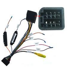 joying universal iso harness car radio power adaptor power cable car audio harness at Car Audio Harness