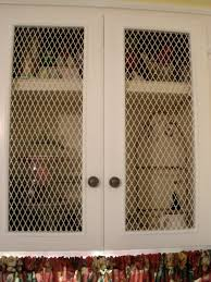 Wire Mesh For Cabinets Wired Glass Cabinet Doors Google Search Wjl Pinterest