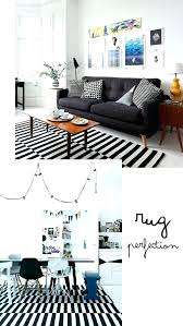rugs for living room black and white striped rug striped rugs black white striped rugs