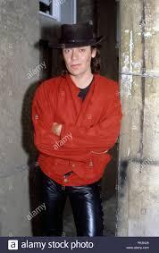 Udo Lindenberg in April 1987 in Hamburg | usage worldwide Stock Photo -  Alamy