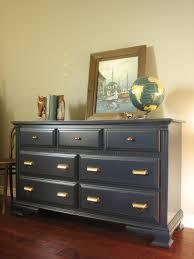 Navy Blue Dresser Bedroom Furniture Navy Brass Dresser