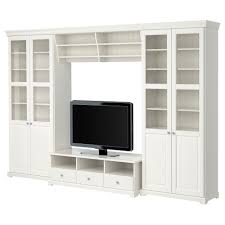 ikea white furniture. ikea liatorp tv storage combination adjustable feet stands steady also on an uneven floor ikea white furniture r