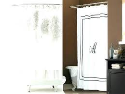 shower curtain design ideas initial monogrammed curtains brilliant things food travel blog matouk mirasol shower curtain octopus plus panda matouk