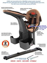 Weeride Ltd Kangaroo Child Bike Seat Kids Bike Store