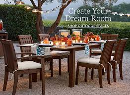 Cool patio furniture ideas Bench Shop Outdoor Pottery Barn Outdoor Design Ideas Inspiration Pottery Barn