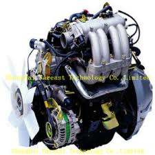 China Toyota 3y/4y Gasoline Engine for Vehicles and Industrial ...