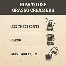 Coffee is a popular beverage. Grasso Chai Creamer Previously Coffee Booster The Original High Fat Coffee Creamer Keto Friendly Coconut Oil Ghee Cinnamon Cardamom Nutmeg Oil Amazon Com Grocery Gourmet Food