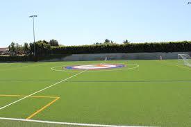 Marine Athletic Fields City of Manhattan Beach