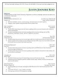 Maintenance Tech Resume Sample Cover Letter Maintenance Resume