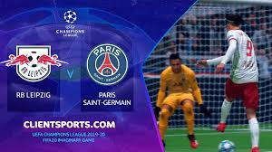 RB Leipzig vs Paris Saint-Germain Live Soccer Streams 19 August 2020 HD -  Client Sports