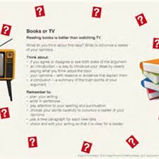 reading books are better than watching tv essay at essaysschoolzeu reading books are better than watching tv essay pic