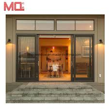 china commercial aluminum stacking sliding glass doors for supermarket china commercial sliding door stacking sliding glass doors