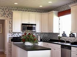 Red And White Kitchens Wonderfull Black White And Red Kitchen Kitchenstircom