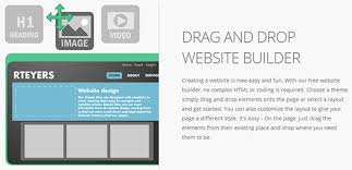 make a free website online easy 18 simple and highly effective online website builders to create