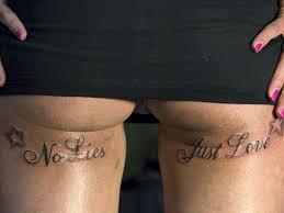 tattoo schmerzen