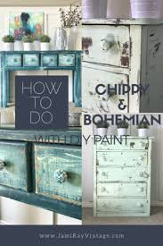 Vintage looks furniture Antique French Wanted To Show Two Different Beautiful Vintage Looks That You Can Do Using One Paint Brand Diy Paint Did Chippy And Bohemian Paint Technique Amazoncom How To Do Chippy And Bohemian Paint Technique With Diy Paint