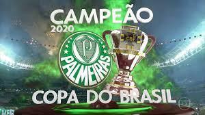 Palmeiras Campeão Copa do Brasil 2020   Comemoração de Título (Globo HD) -  YouTube