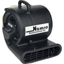 carpet drying fan. namco carpet blower \u2014 1/2 hp, 3,200 cfm, model#1006a drying fan