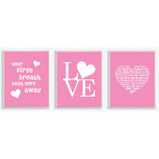 <b>Baby Girl Nursery Wall</b> Decor | Wayfair