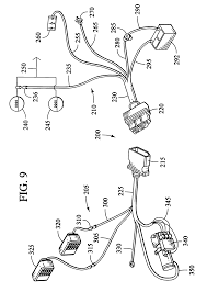 patent us6504306 headlight adapter system google patents Curtis Plow Wiring Harness Curtis Plow Wiring Harness #36 curtis snow plow wiring harness