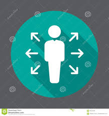 Career Opportunities Flat Icon Stock Vector Illustration
