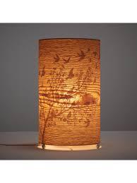 wood veneer lighting. BuyJohn Lewis \u0026 Partners Flock Birds Wood Veneer Table Lamp Online At  Johnlewis. Wood Veneer Lighting