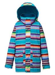 Girls Burton Elstar Jacket