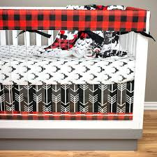 lumberjack baby bedding boy nursery bedding set lumberjack buffalo plaid baby bedding check crib bedding red