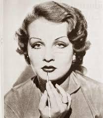 1930s makeup secrets sari maritza 1932