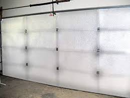 us energy s 2 garage door insulation kit 5 panel for double 16x7 or