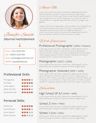Example Modern Resume Template 49 Modern Resume Templates That Get You Hired Fancy Resumes