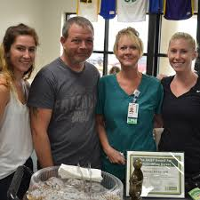 Hospital honors nurses for exceptional work - Nodaway News