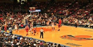 Image result for new york knicks madison square garden