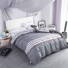 single duvet cover twin king queen size 200 220cm 100 cotton comforter blanket cover