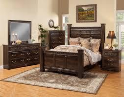 Andorra 4 Pieces Bedroom Set