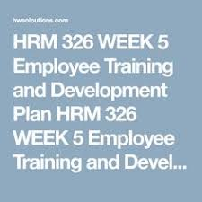 Hrm 326 Week 1 Consulting Assessment Select Your Current ...