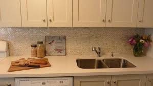 white quartz backsplash kitchen contemporary kitchen