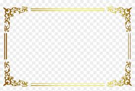 gold frame border design. Gold Frame Border Square - Golden Png Gold Frame Border Design