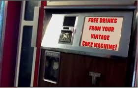 Old Vending Machine Hack Best Free Vend Your Vintage Coke Machine