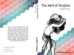 myth of sisyphus book cover and inside sp blackwell designed mos1